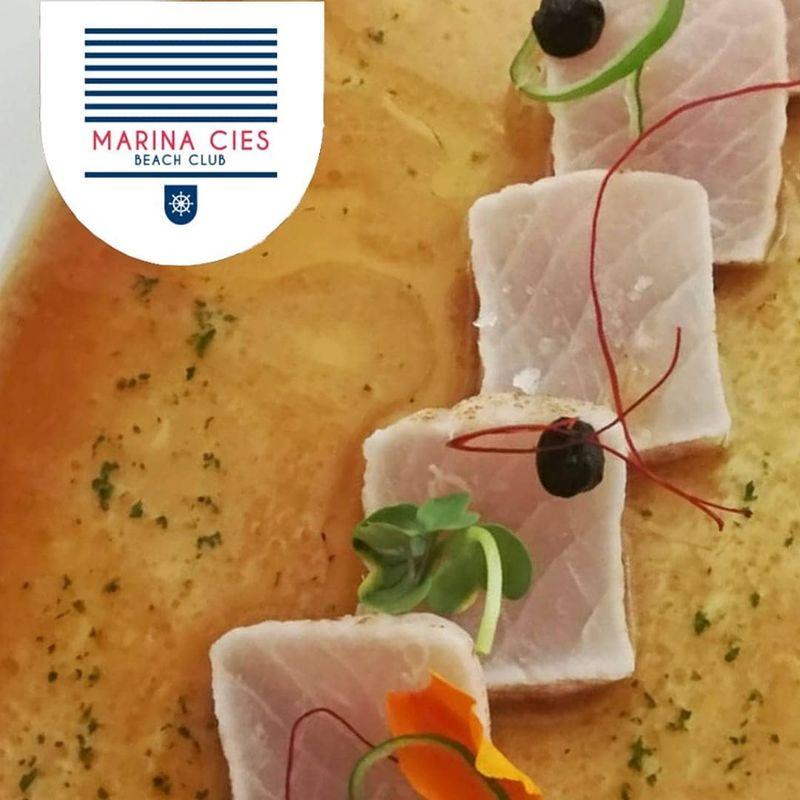 Marina Cíes Beach Club