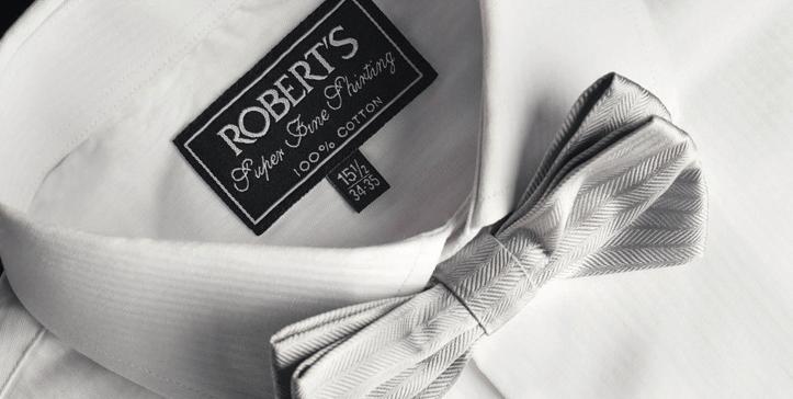 Camisas y Accesorios para novio en Robert's Monterrey