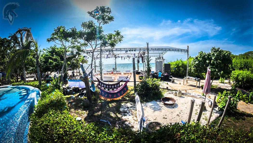 Sparta Producciones & Eventos-Cartagena