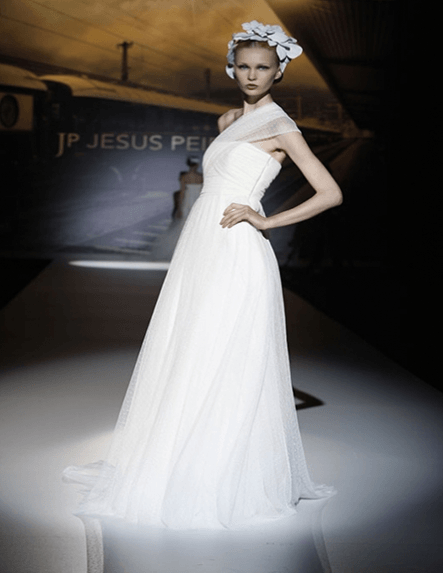 Vestido de Jesús Peiro