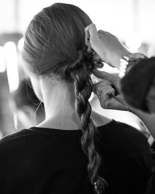 Hair by James Hurunui & Sergio Barrionuevo