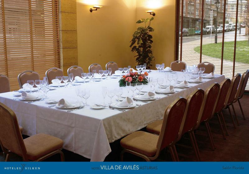 Hotel Silken Villa de Avilés Asturias