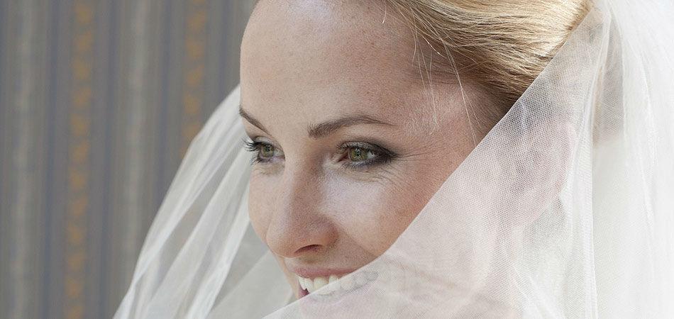 Beispiel: Zubehör für die Braut, Foto: Barockoco Braut & Festmoden.