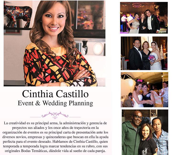 Cinthia Castillo Diseñadora de Bash