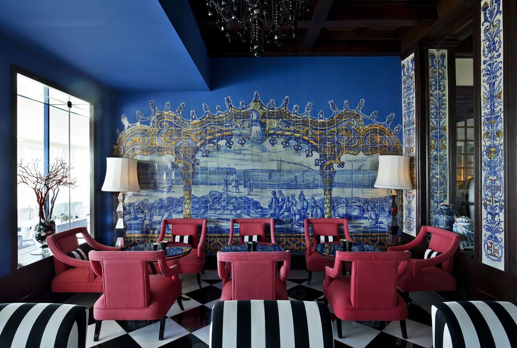 Sala de Azulejos / Tiles room 2