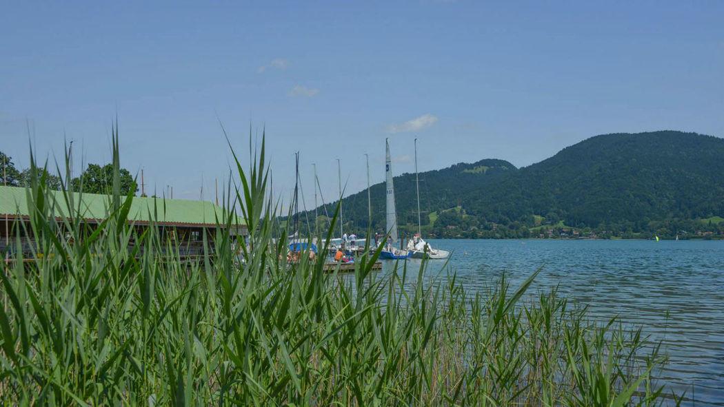 Beispiel: Blick auf den See, Foto: Hotel Terrassenhof.