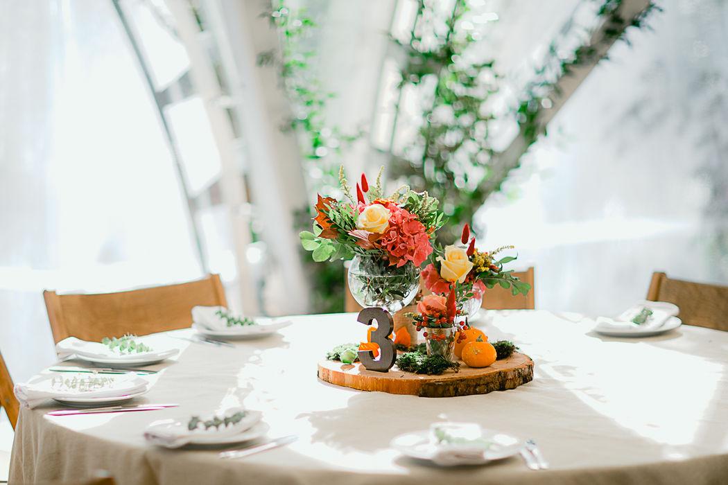 Свадебный флорист Дарья Чикалюк