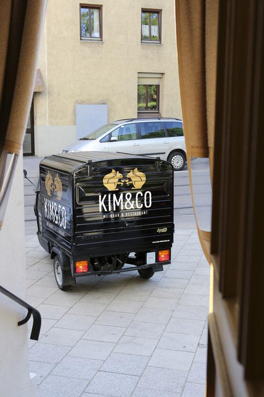 Kim & Co. Weinbar und Restaurant