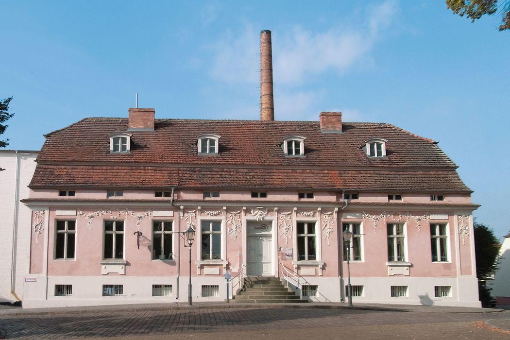 Lendelhaus - Historische Saftfabrik.