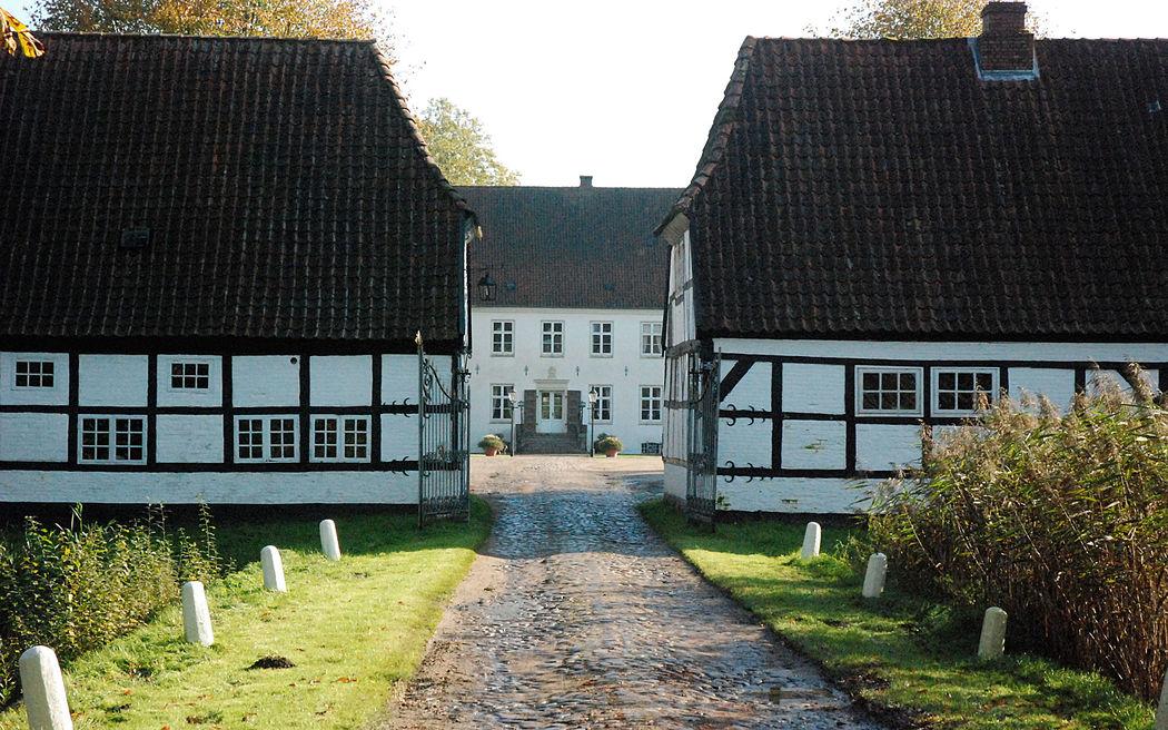 Scheune Gut Wulfshagen - Budenzauber