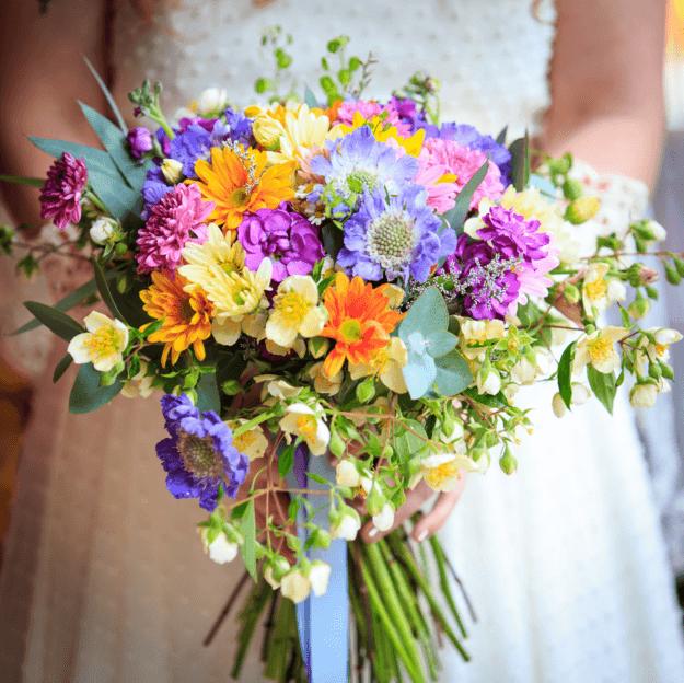 Go wild bouquet!