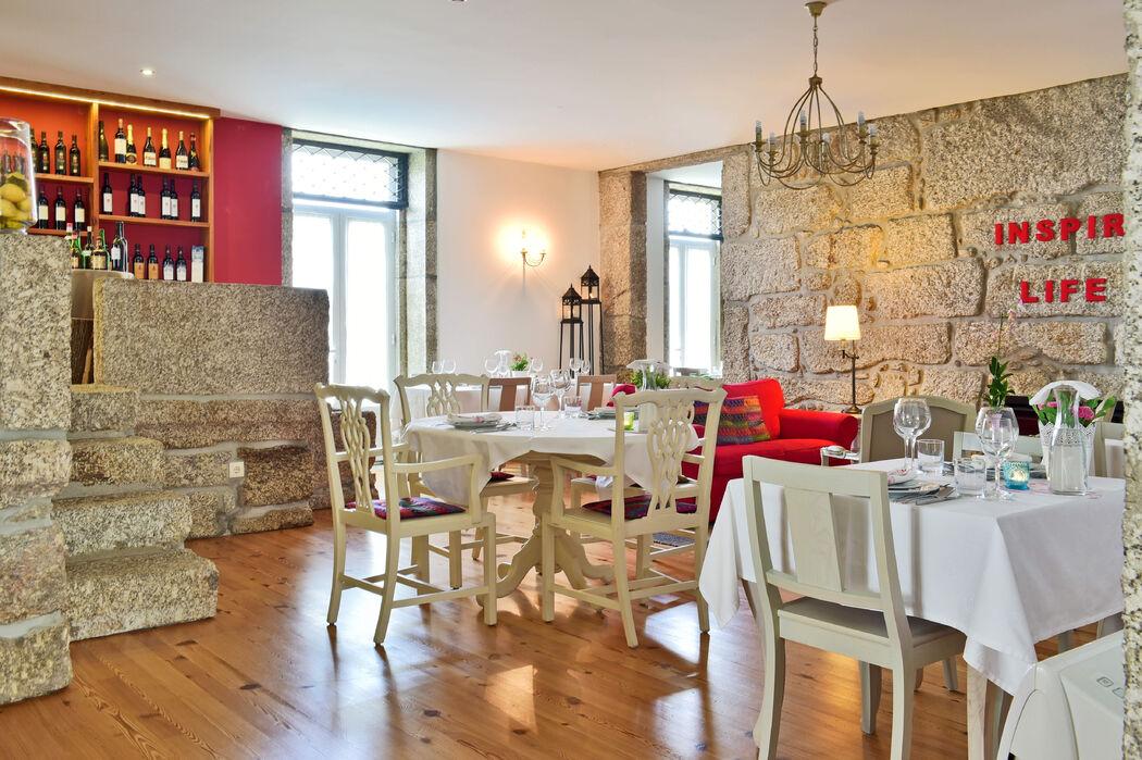 Solar Egas Moniz Charming House & Local Experiences