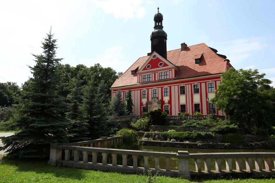 Pałac Warmątowice