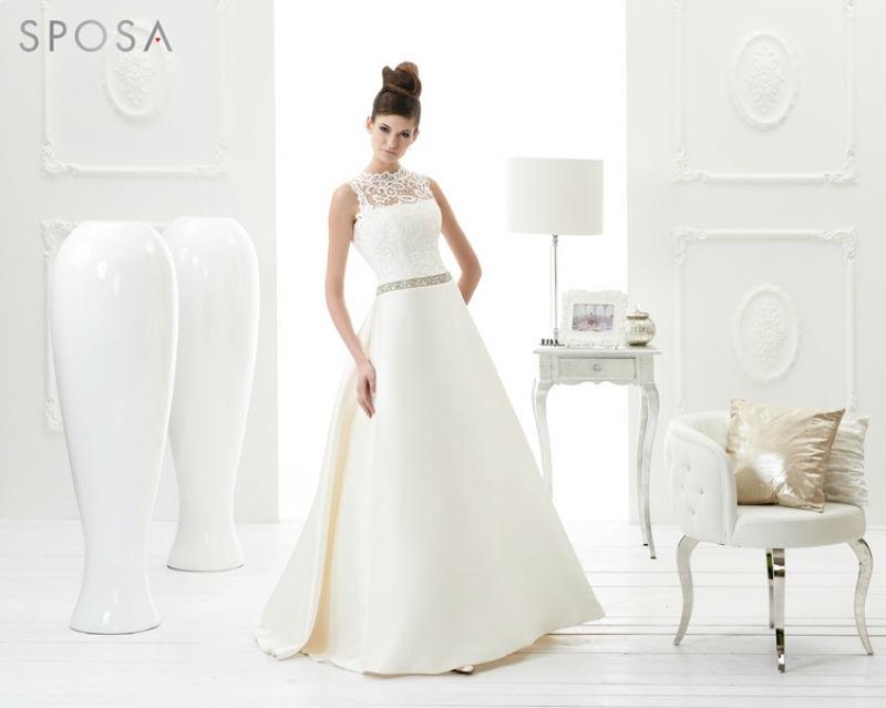 Salon Ślubny Młoda Para w Mławie, suknia Isabel