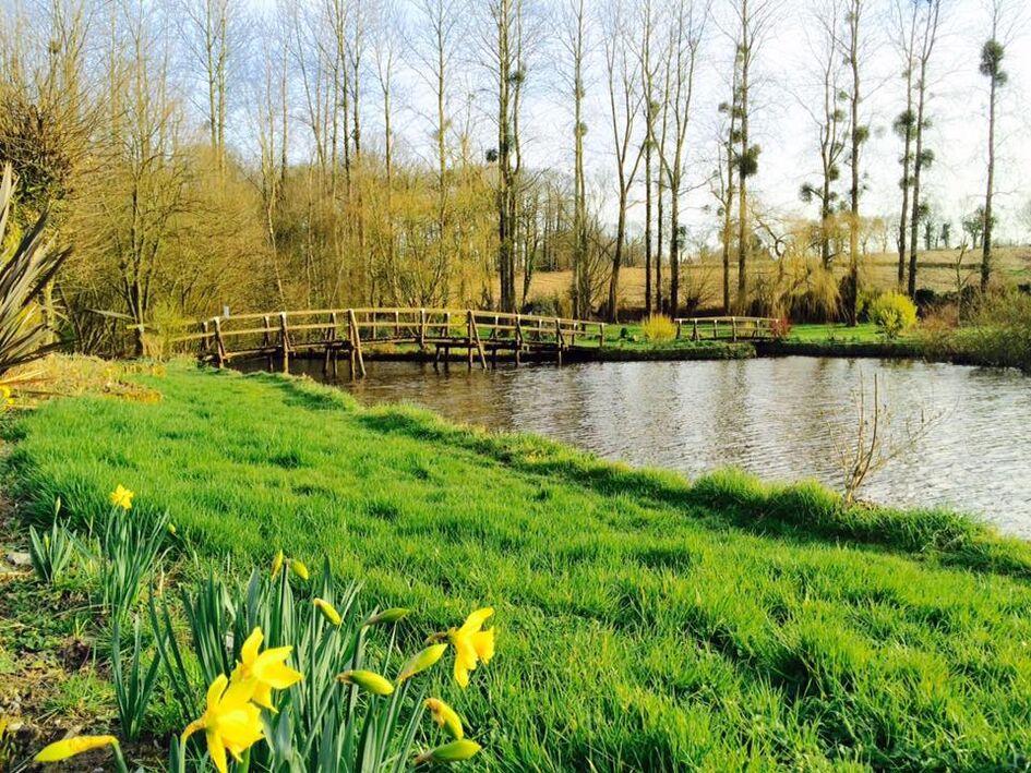 Domaine de l'Étang de Bosny