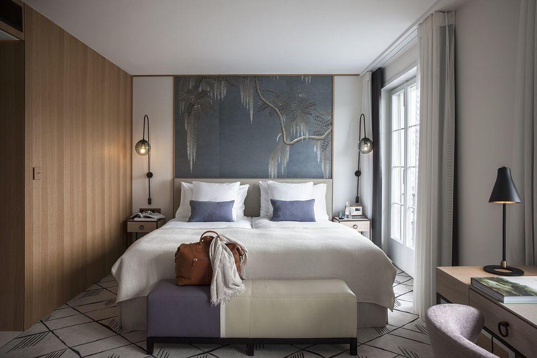 Contemporary Deluxe Doppelzimmer