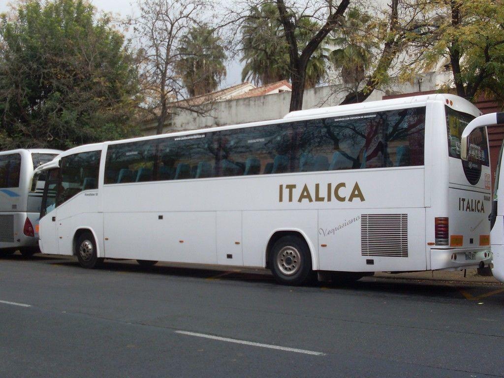 Autocares Itálica