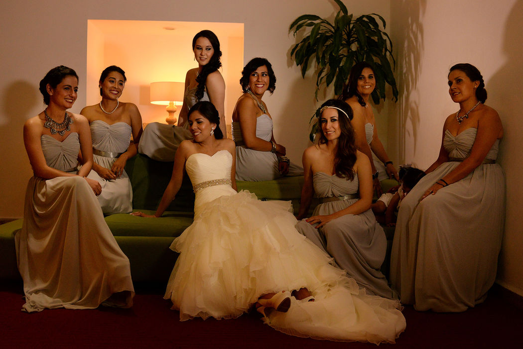 damas de novia