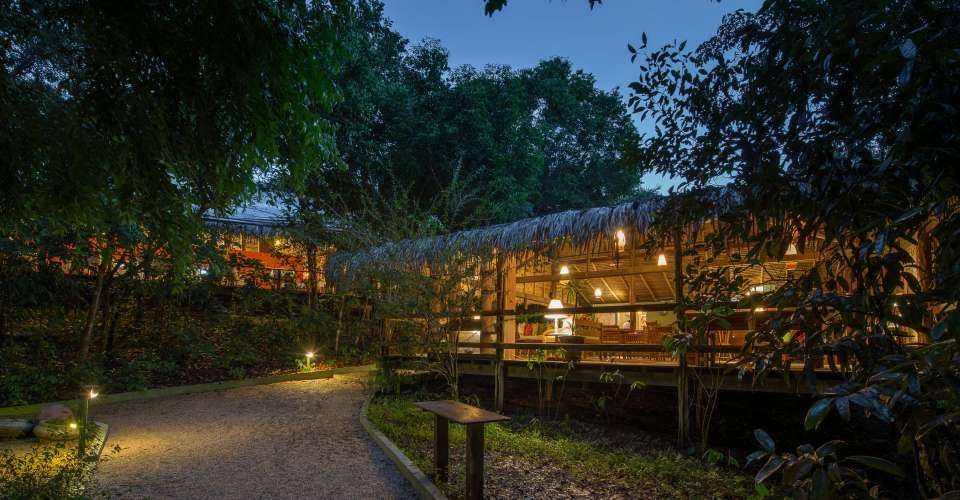 Anavilhanas Jungle Lodge