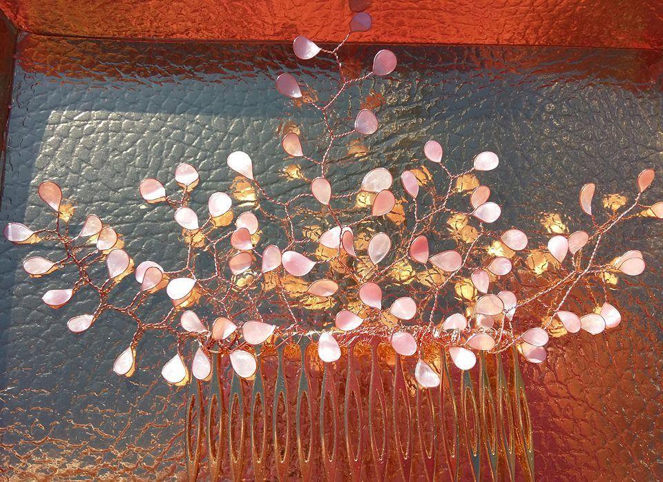 Tocados Cherry Blossom