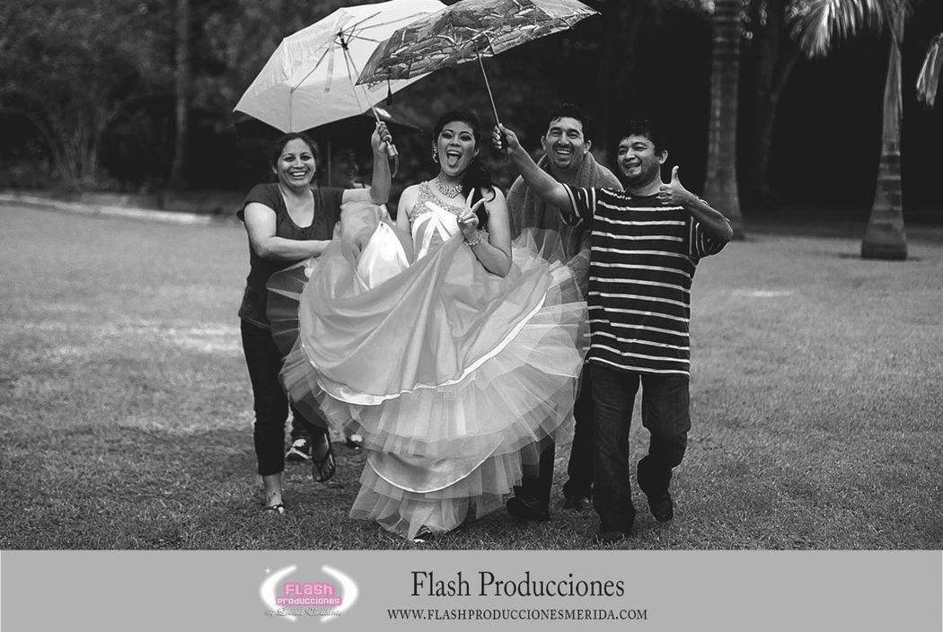 Flash Producciones Mérida