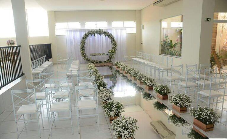 ALPHA Eventos Salão de Festas