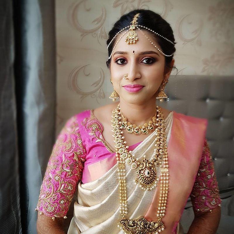 Shwetha Raju Makeup
