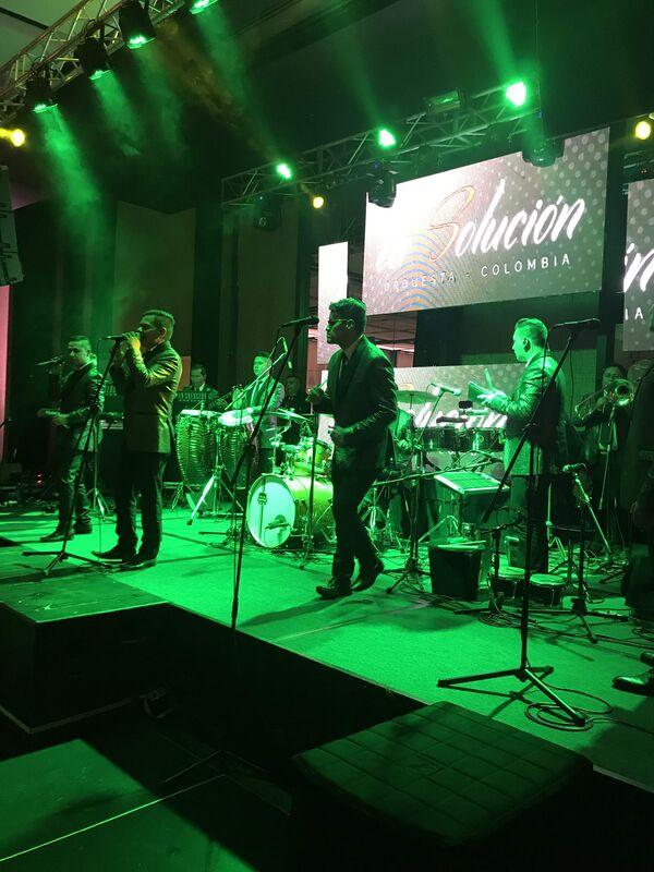 La Solución Orquesta - Colombia