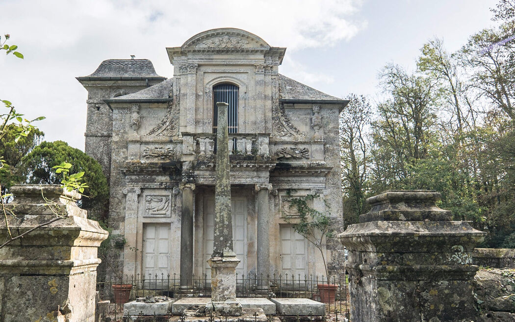 Château de l'îsle Marie