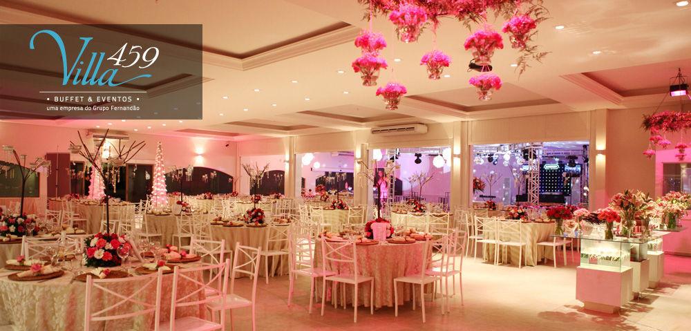 Villa 459 Buffet e Eventos