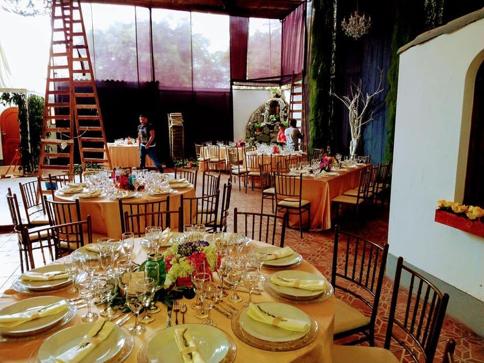 Maná Eventos y Catering