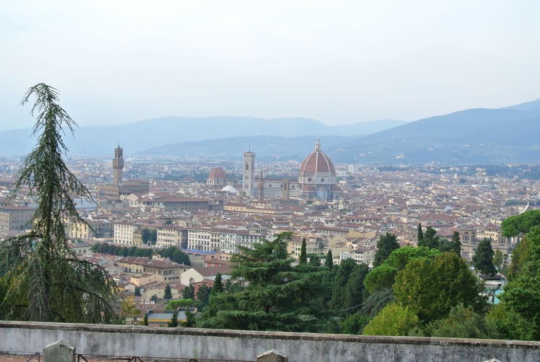 Matrimonio a Firenze - Panorama Firenze