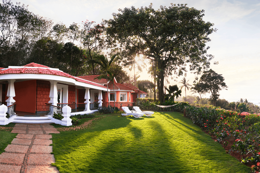 Vivanta by Taj – Fort Aguada