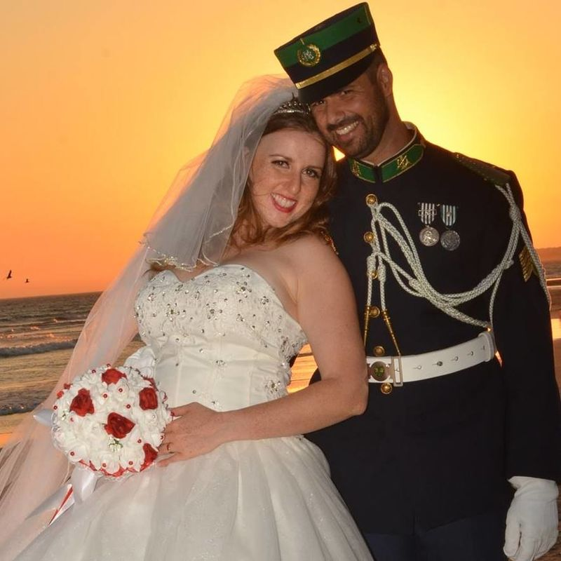 Noiva Eliasabete