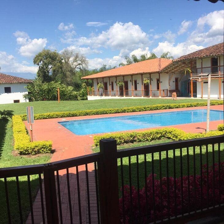 Hacienda El Samán