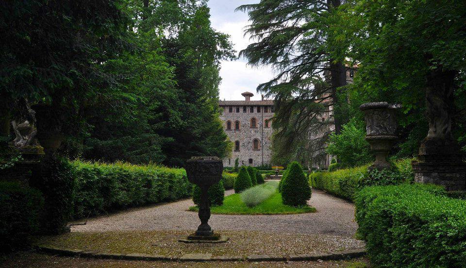 Castello di Grazzano Visconti