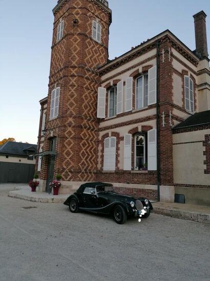 Château de Montabert