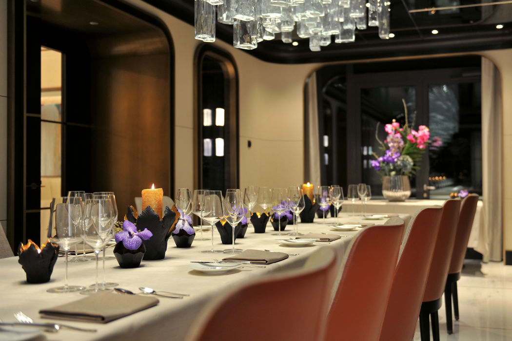 Private Dining Room, Ecco Zürich Restaurant
