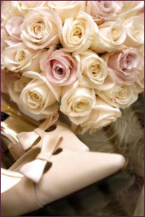 Beispiel: Brautschuhe, Foto: die-brautseite.