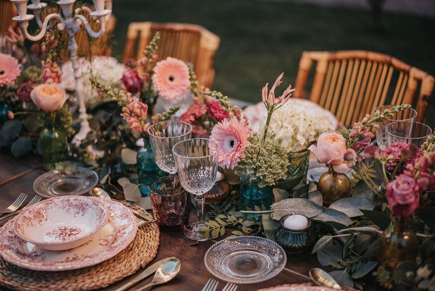 Limón y Sal Wedding
