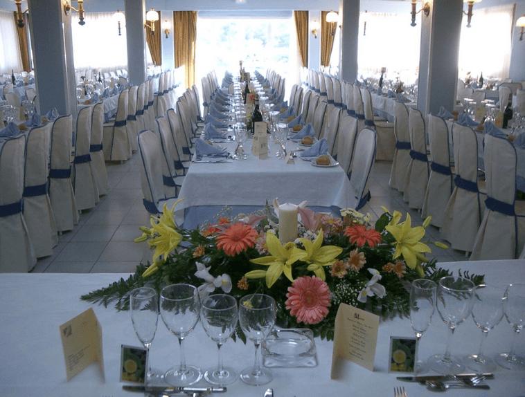 Restaurante Lago Azul