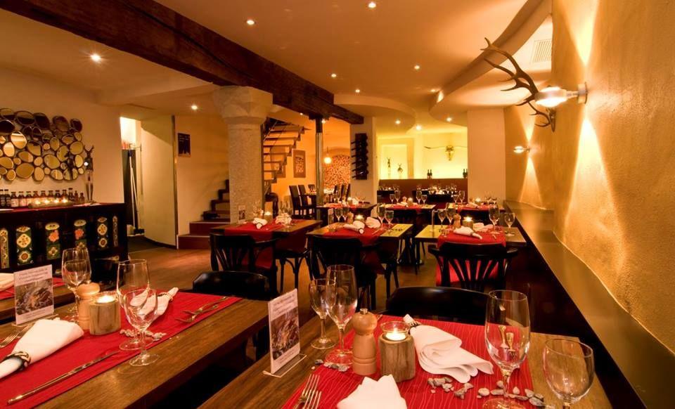 Beispiel: Steakhouse, Foto: Kronenhof.