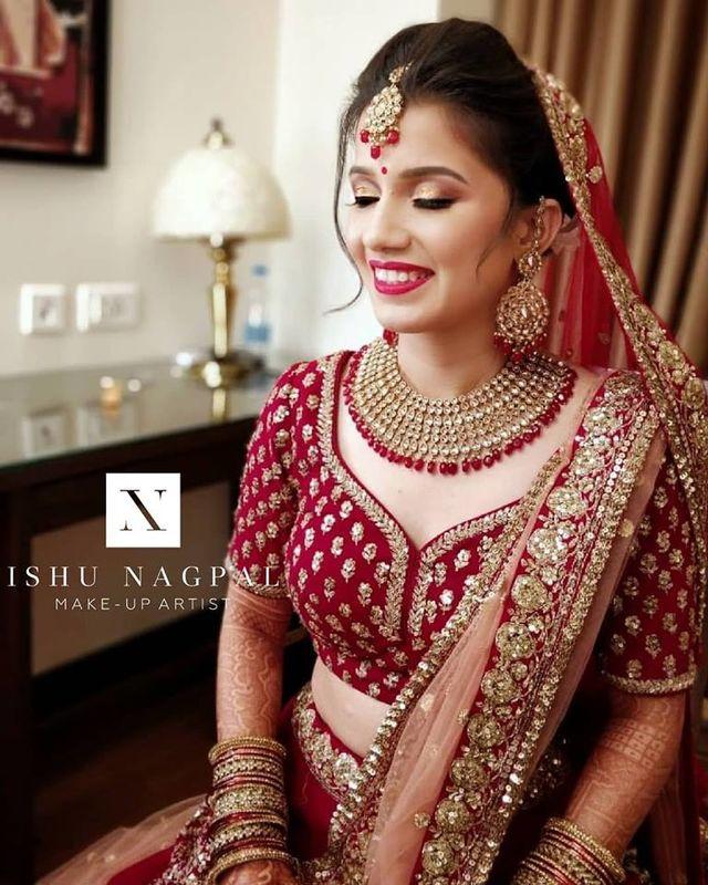 Makeup by Ishu Nagpal