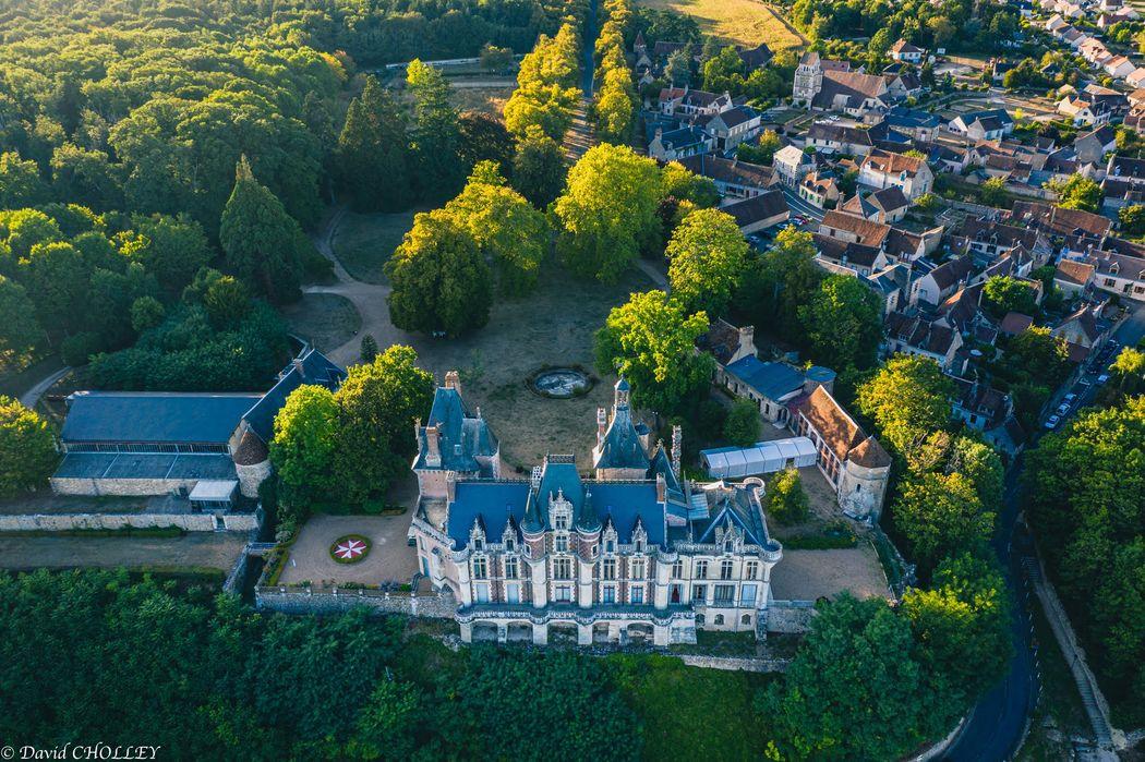 Domaine de Montigny-le-Gannelon
