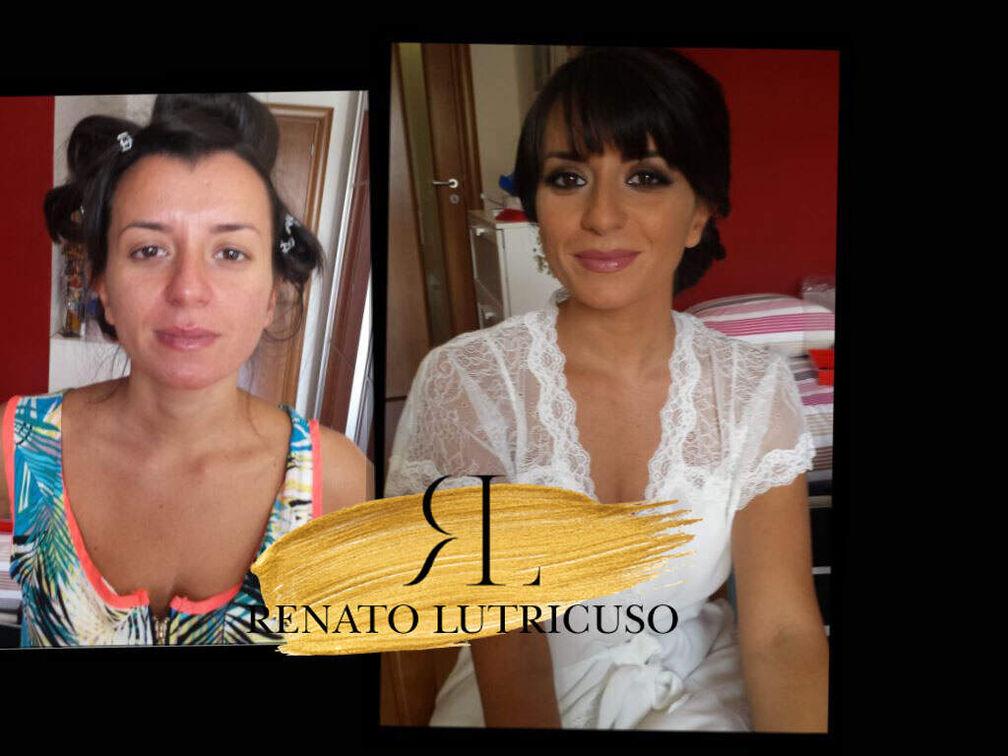 Renato Lutricuso Make up