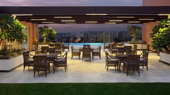 Double Tree Suites by Hilton, Bangalore