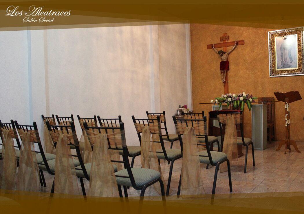 Salón Social Los Alcatraces