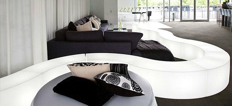 Beispiel: Möbel für Ihre Hochzeit, Foto: Select Catering.