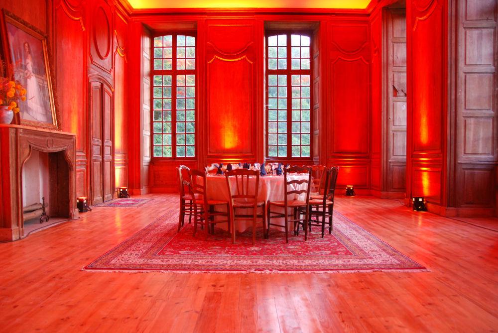 Orangerie du Château de Thugny