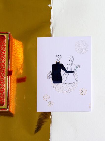 Les Cartes Illustrées de Quitterie